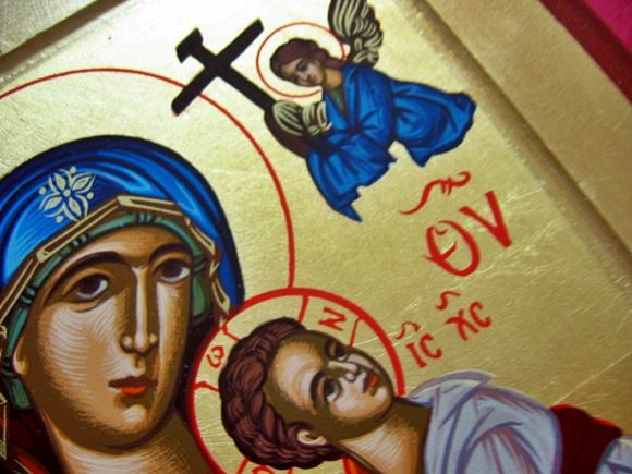 Icons Lady of Perpetual help