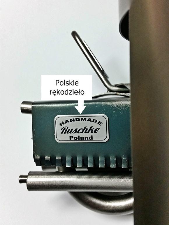 Metalowy model polskiego rękodzieła
