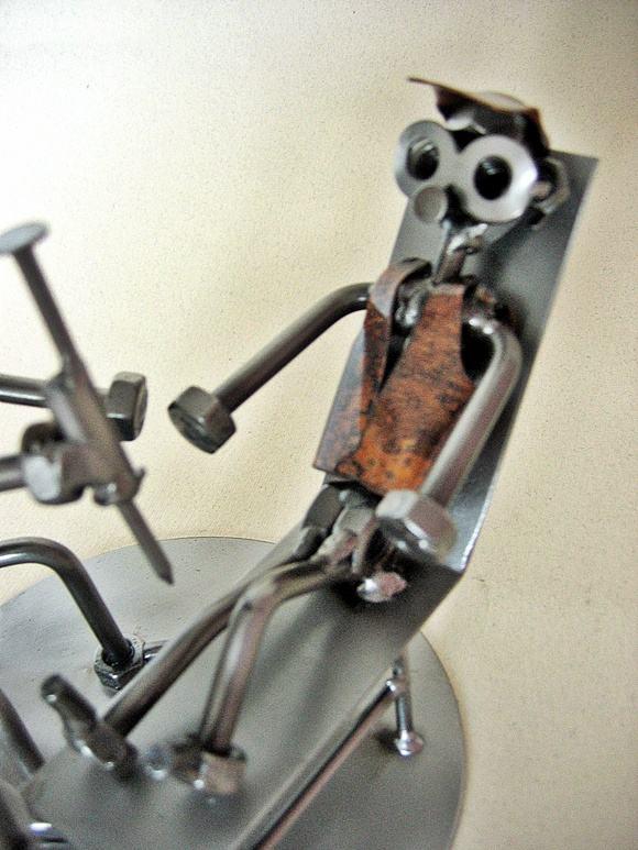 Figurka lekarza specjalisty ortopedy