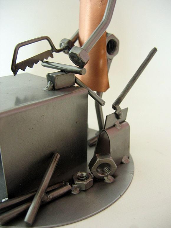 narzędzia ślusarskie  - zaklad ślusarski