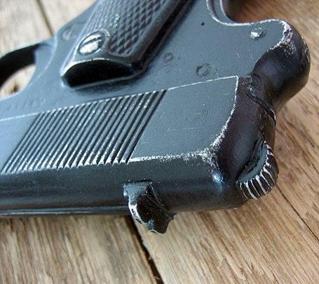 Polskie pistolet VIS - replika