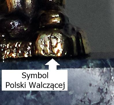 Mały Powstaniec warszawski, Symbol Polski Walczącej