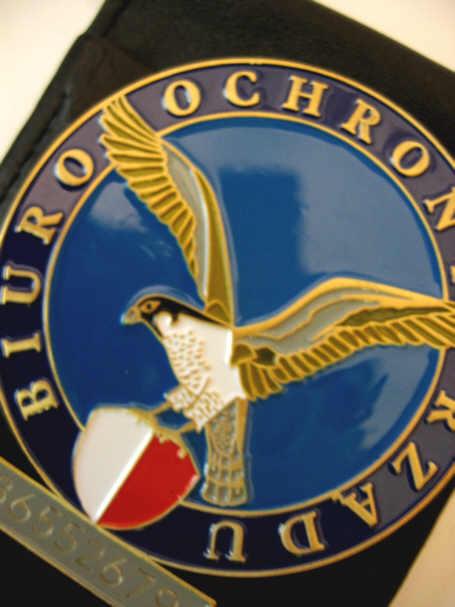 Odznaka BOR