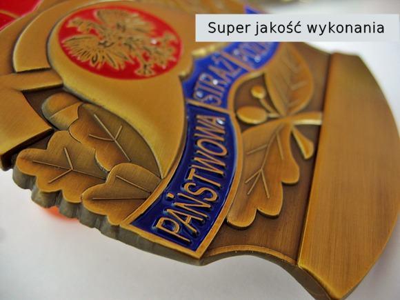 Odznaka Państwowa Straż Pożarna
