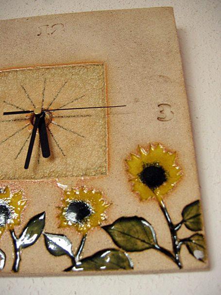 zegar scienny do kuchni rekodzieło artdeco sklep