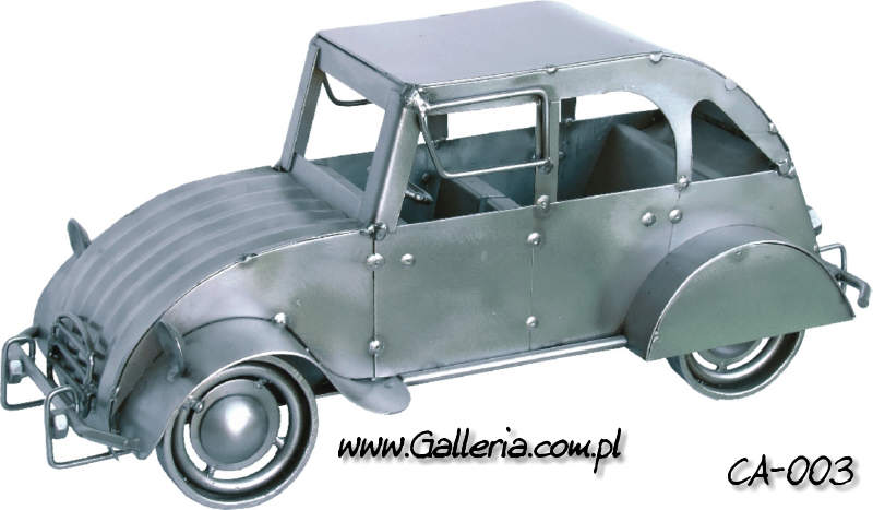 Citroen 2CV duży solidny model