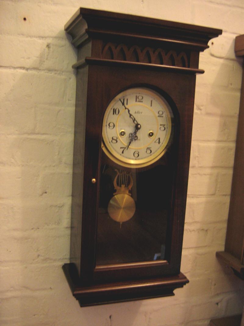 Zegar Mechaniczny Z Wahadłem 31 Dniowy Gwarancja 11021 W