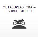 metalowe figurki i modele